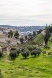 Gravvalv av Absalom, Jerusalem Royaltyfria Bilder