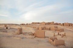 Gravvalv av alen-Bagawat El-Bagawat, Egypten Fotografering för Bildbyråer