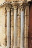 Gravvalv av den jungfruliga Maryen. Jerusalem Arkivbilder