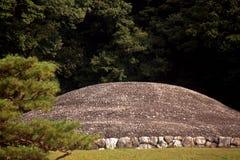Gravvalv av kejsaren Meiji, Kyoto, Japan Royaltyfri Fotografi