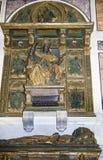 Gravvalv av påvar Innocentius VIII Royaltyfri Foto