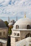 Gravvalv av Sultan Selim II och Murad III Royaltyfria Foton