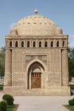 Gravvalv i bukhara, uzbekistan arkivbild