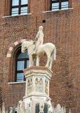 Gravvalvet av Cansignorio, en av fem gotiska Scaliger gravvalv eller Arche Scaligeri, i Verona, Fotografering för Bildbyråer