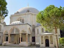 Gravvalvet av Sultan Murad III Royaltyfria Bilder