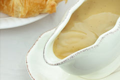 Gravy Royalty Free Stock Photography