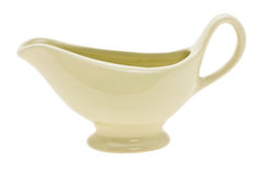 Gravy boat Royalty Free Stock Photos