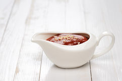 Gravy boat Stock Photos
