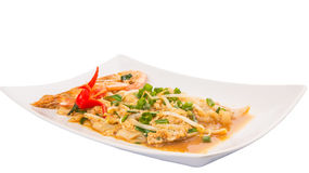Gravy Char Kway Teow  IV Royalty Free Stock Photos