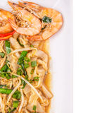Gravy Char Kway Teow  IX Royalty Free Stock Images