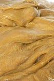 Graxa industrial amarela Fotografia de Stock Royalty Free