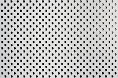 Gray abstract background on based of metal, circles and shadows, texture of the white surface with a lot of round holes. Gray abstract background on based of vector illustration
