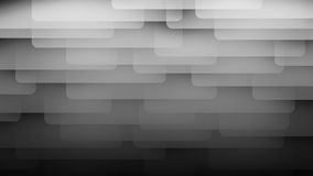 Gray abstract background on the black strip Stock Photography