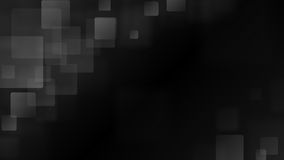 Gray abstract background of blurry squares Stock Photos