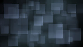 Gray abstract background of blurry squares Royalty Free Stock Photography