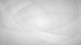 Gray abstract background. Abstract background of curved lines in gray colors Stock Photography