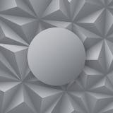 Gray abstract background vector. Stock Photos