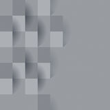 Gray abstract background vector. Royalty Free Stock Photo