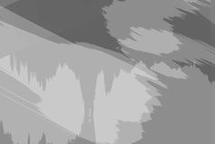 Gray abstract blot background Stock Image