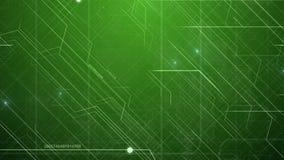 Gray Abstract Hi-Tech Technology Pattern illustration de vecteur