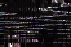 Gray abstract texture glitch background. Digital wave Royalty Free Stock Photo
