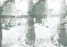 Gray abstract watercolor background Royalty Free Stock Photography