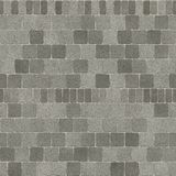 Gray American Brick Wall Seamless Texture. Computer generated background Vector Illustration