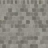 Gray American Brick Wall Seamless-Textuur Royalty-vrije Stock Fotografie
