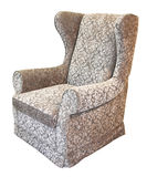 Gray armchair Royalty Free Stock Photo