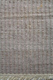 Gray asian fabric Stock Photo