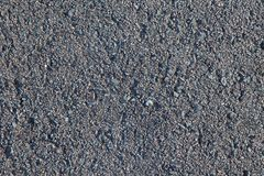Gray asphalt as textured background. Stock Images