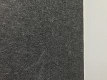 Gray backdrop Royalty Free Stock Image
