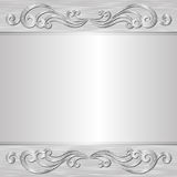 Gray background Royalty Free Stock Photos
