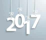 2017 Gray Background Stock Images
