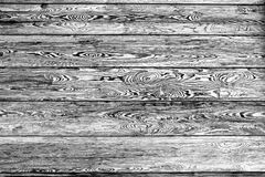 Gray background of boards Stock Photography