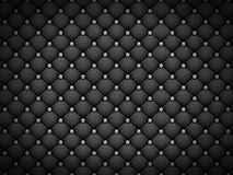Gray background embroidered by pearl grid. Stock Photo