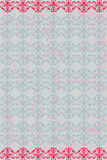 Gray background with gray pattern. Royalty Free Stock Photography