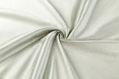 Gray background luxury cloth or wavy folds of grunge silk texture satin velvet Stock Image