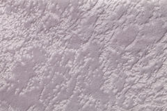 Gray background from a soft upholstery textile material, closeup. Stock Image