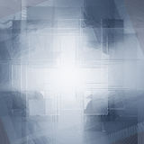 Gray background of squares. Abstract Gray background of squares cruciform Stock Photo