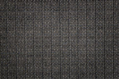Gray background texture of a rough fabric Royalty Free Stock Photos