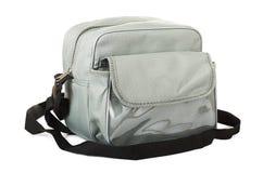 Gray bag Stock Photo