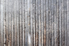 Gray barn wall Stock Photo