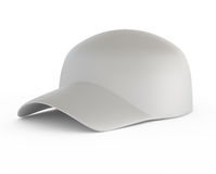 Gray Baseball Cap Royalty Free Stock Photos