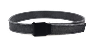 Gray belt Stock Images