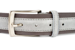 Gray Belt Royalty Free Stock Images