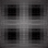 Gray black abstract background 2. Abstract background a gray grid with round opening Royalty Free Stock Photography