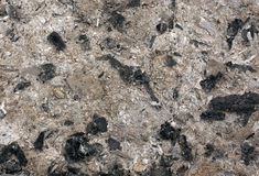 Gray and black ash texture. . Royalty Free Stock Photography