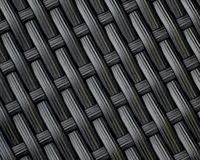 Gray black Basket Weave Pattern Background Royalty Free Stock Photo
