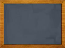 Gray - Black Board School Blackboard (3 Of 3) Royalty Free Stock Photos